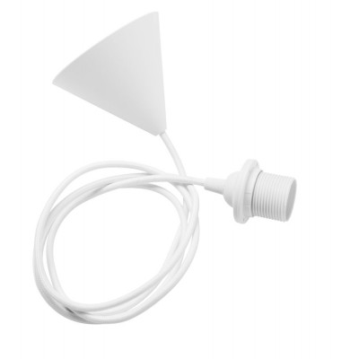 CEILING CABLE SET - WHITE
