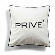 DAY HOME - QUOTES CUSHION COVER - PRIVE