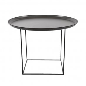 DUKE SIDE TABLE - BLACK MEDIUM