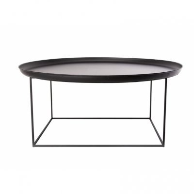 DUKE SIDE TABLE - BLACK LARGE