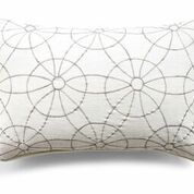 DAY HOME - SYMETRY CUSHION COVER - WHITE 40x60 CM