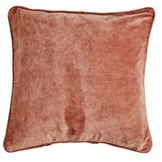 DAY HOME - VELVET CUSHION COVER - CARAMEL