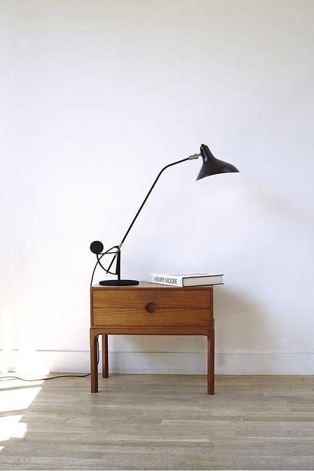 BERNARD SCOTTLANDER - MANTIS BS3 TABLE LAMP