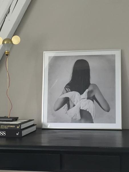 LOVE WARRIORS - PHOTOART - SKY CIRCLE 50x50 CM