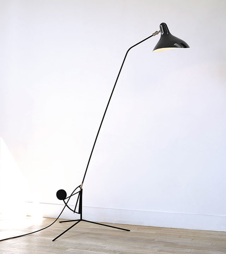 BERNARD SCOTTLANDER - MANTIS BS1 FLOOR LAMP