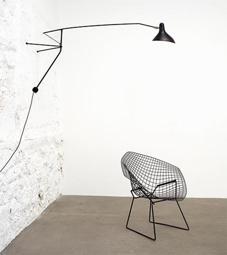 BERNARD SCOTTLANDER - MANTIS BS2 WALL LAMP