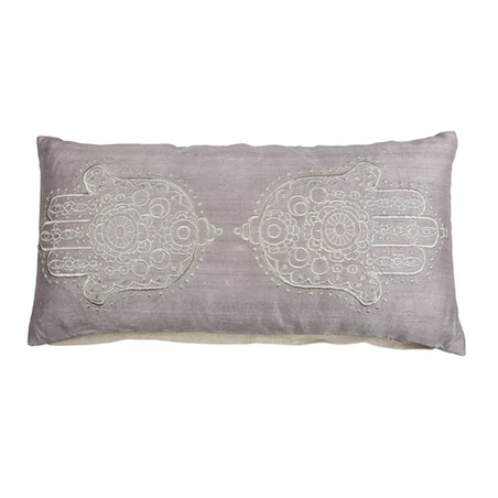 DAY HOME - FATIMA FILLED CUSHION 25x50 CM - ASHIS