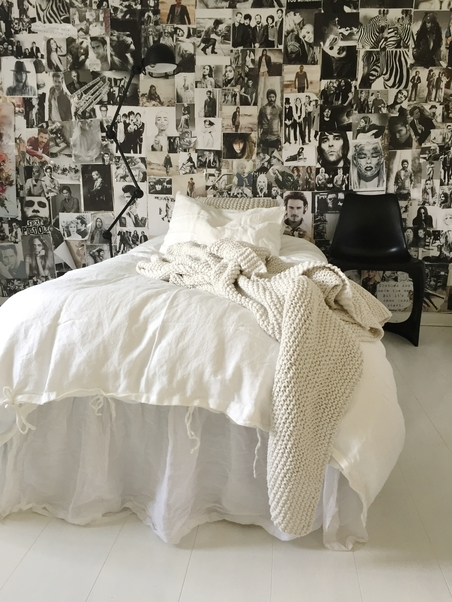 TELL ME MORE - CUSHION 60x50 - OFF WHITE