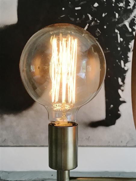 LAMPA - GLOBE 125 MM