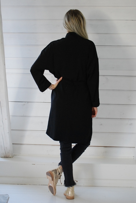 CUSTOMMADE - RONIA - ANTHRACITHE BLACK