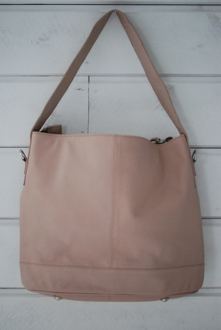 SHOULDERBAG - SOFT PINK
