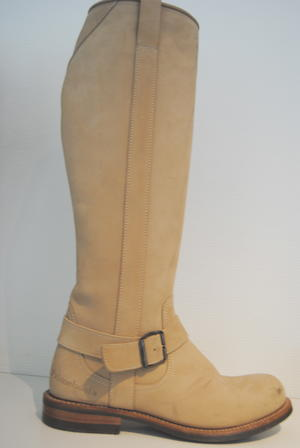 PRIMEBOOTS - NUBUCK- TAUPE