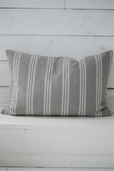 DAY HOME - RAIL CANVAS CUSHION COVER
