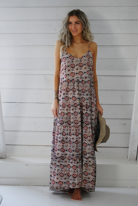 CHALIE JOE - MINORISA DRESS