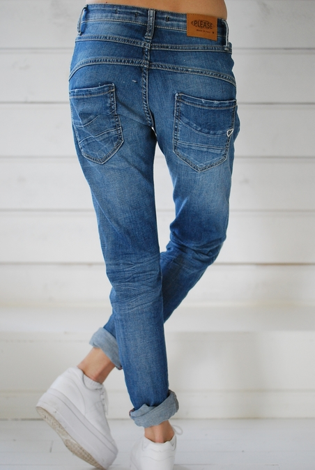 PLEASE - 3B CLASSIC - NEW USAL DENIM