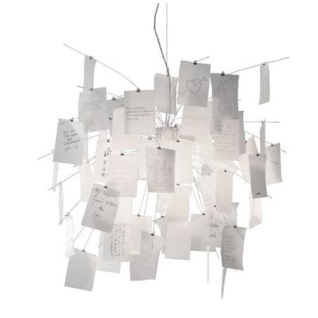 INGO MAURER - ZETTEL´Z LAMPE 6