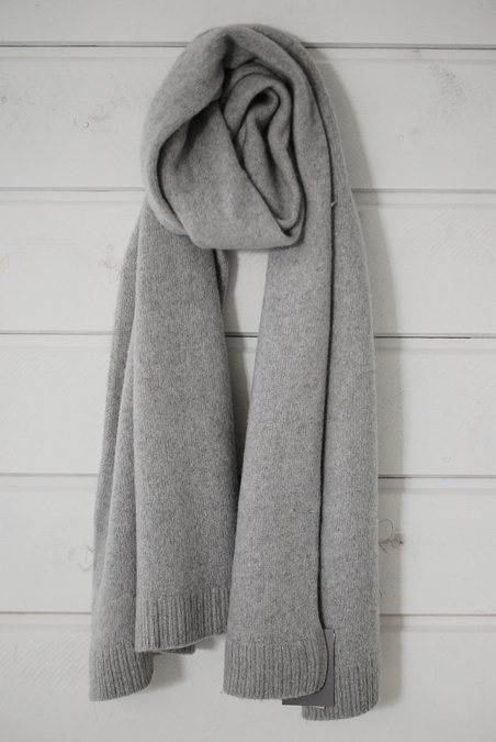 UNMADE - CASHMERE SCARF - GREY