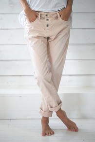 PLEASE JEANS - PEACH PURE - THIN