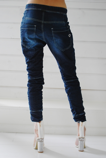 PLEASE - JOGGING - BLUE DENIM