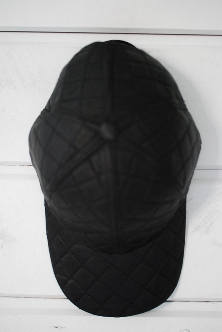 UNMADE - PADDING CAP - BLACK