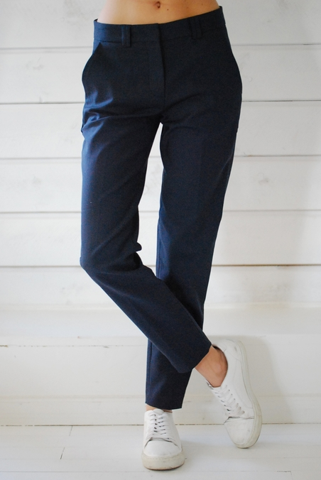 RUE DE FEMME - SADIE PANT - DARK BLUE