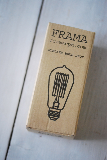 FRAMA - ATELIER BULB DROP