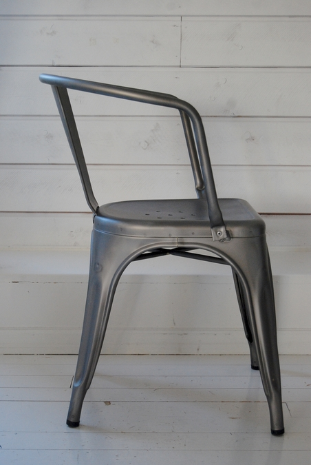TOLIX - CHAIR MODEL A  56 - BRUT VERNI
