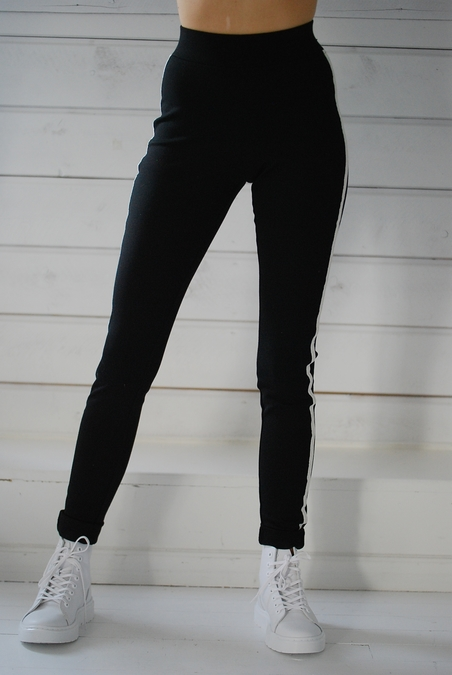 ALIX - LEGGINGS - BLACK