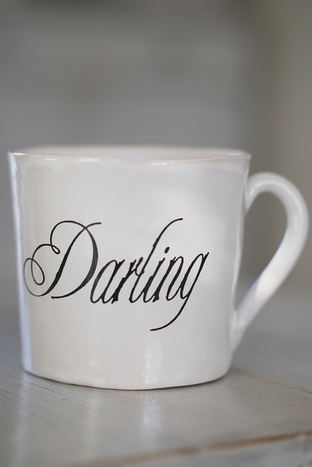 LARGE CUP - DARLING