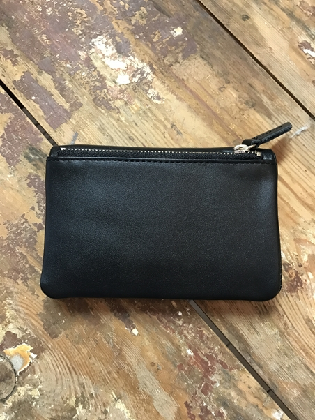WOS - KEEPER - BLACK LEATHER