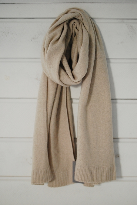 UNMADE - CASHMERE SCARF - IVORY